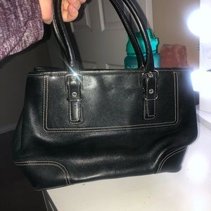 Coach Bags - Small Coach Black Bag